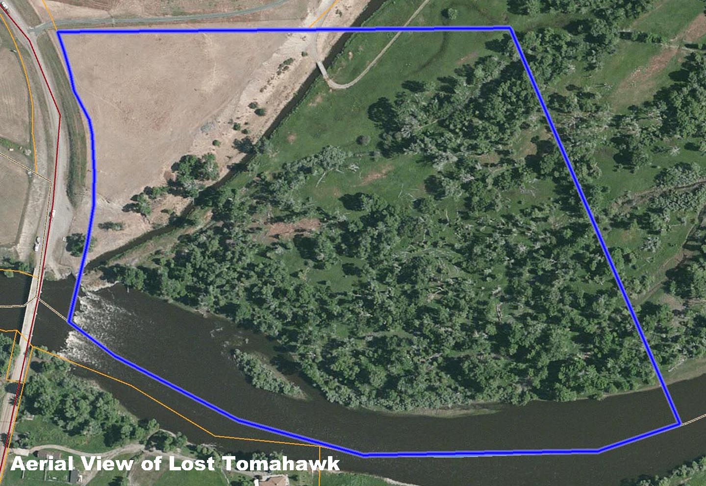 Lost Tomahawk.